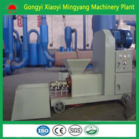 Factory Price fire wood briquette machine /wood chip briquette machine/peanut shell briquette extruder 008618937187735