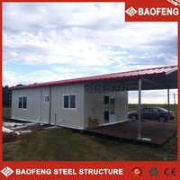 new style stable prefab very small villas designs