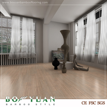 Popular 1850mm Length Bamboo Flooring Bamboo Flooring