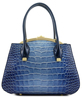 Hot sell best quality leather handbags fashion women handbag crocodile skin bag