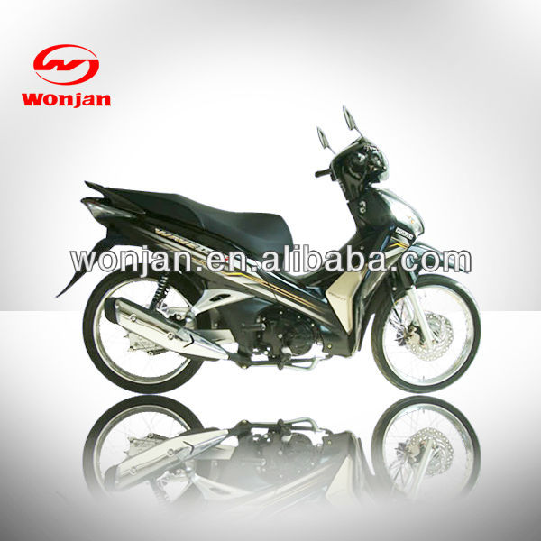 Good quility motorbikes/air cooled motorcycle/from china motorbikes(WJ110-I)