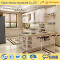 royal kitchen set steel frame kitchen cabinet furniture