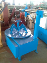 Used tire circle/ring cutting machine