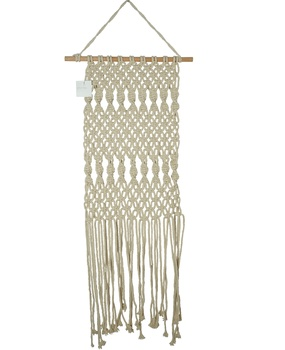 Macrame Wall Hanging  cotton rope  Home Decor Apartment Dorm Room Decoration
