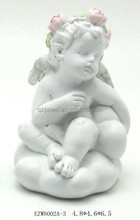 Wholesale small glass angel figurines
