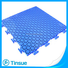 Indoor and outdoor basketball court plastic tile