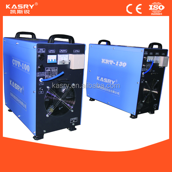 Inverter heavy industrial air plasma cutter power source