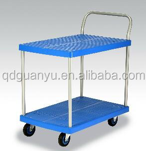 Foldable Noiseless Handcart, Moving Hand Cart (PLA150Y-DX)