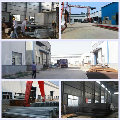 Galvanized traffic guard rail for highway barrier for the road,galvanized steel highway guard rail price