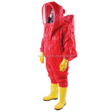 Flame Resistant Chemical PVC Full Body Suit