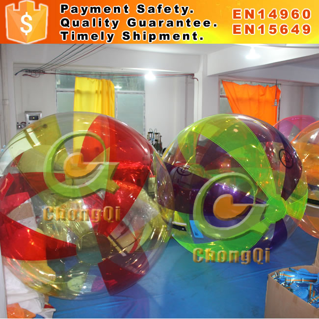 Funny inflatable water ball water walking ball for sale