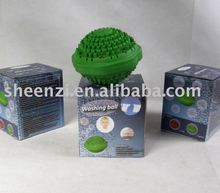 2012 Washing powder free laundry ball/Ceramics laundry ball