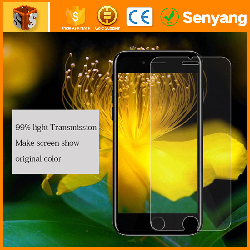 New arrival clear magnetic screen protector for iphone6