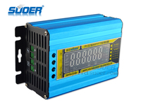 Suoer 12v To 50V Car Solar Charger Built In MPPT Solar Charge Controller