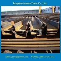 High Quality Z Type Steel Pile,Used Cheap Steel Sheet Pile