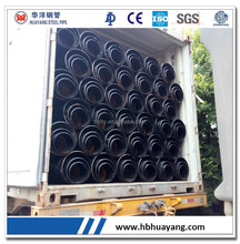 Carbon Seamless Steel Pipe with SGS / BV Test