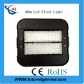 Using for tunnel lighting outdoor waterproof ip65 60 watt led flood light