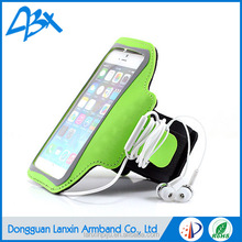 Wholesale Adjustable Gym Jogging Running Sport neoprene case armband For IPhone 6/6s