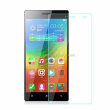 China wholesale anti-Scratch 9h milo tempered glass screen protector for lenovo s5000