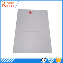 2 - 12mm Twin Wall Plastic PP Corrugated board