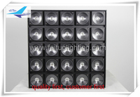 China supplier brightness stage light led high 25x40w rgbw 4 in 1 led matrix light