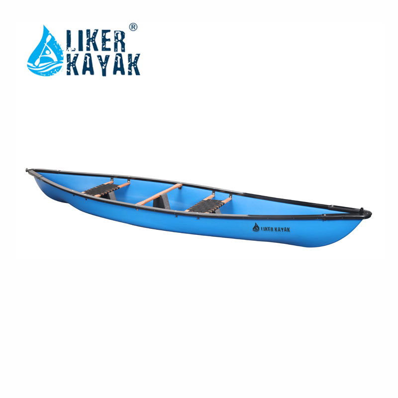 Selling well around the world plastic canoe kayak price for sale