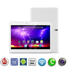 2016 Wholesale Phone call Tablet 10 inch Android 4.4 3G dual core Dual SIM GPS Bluetooth 3G Phablet 16GB cheap tablet
