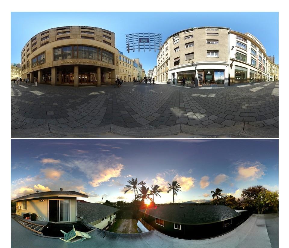 Фото Панорама 360 Градусов Android