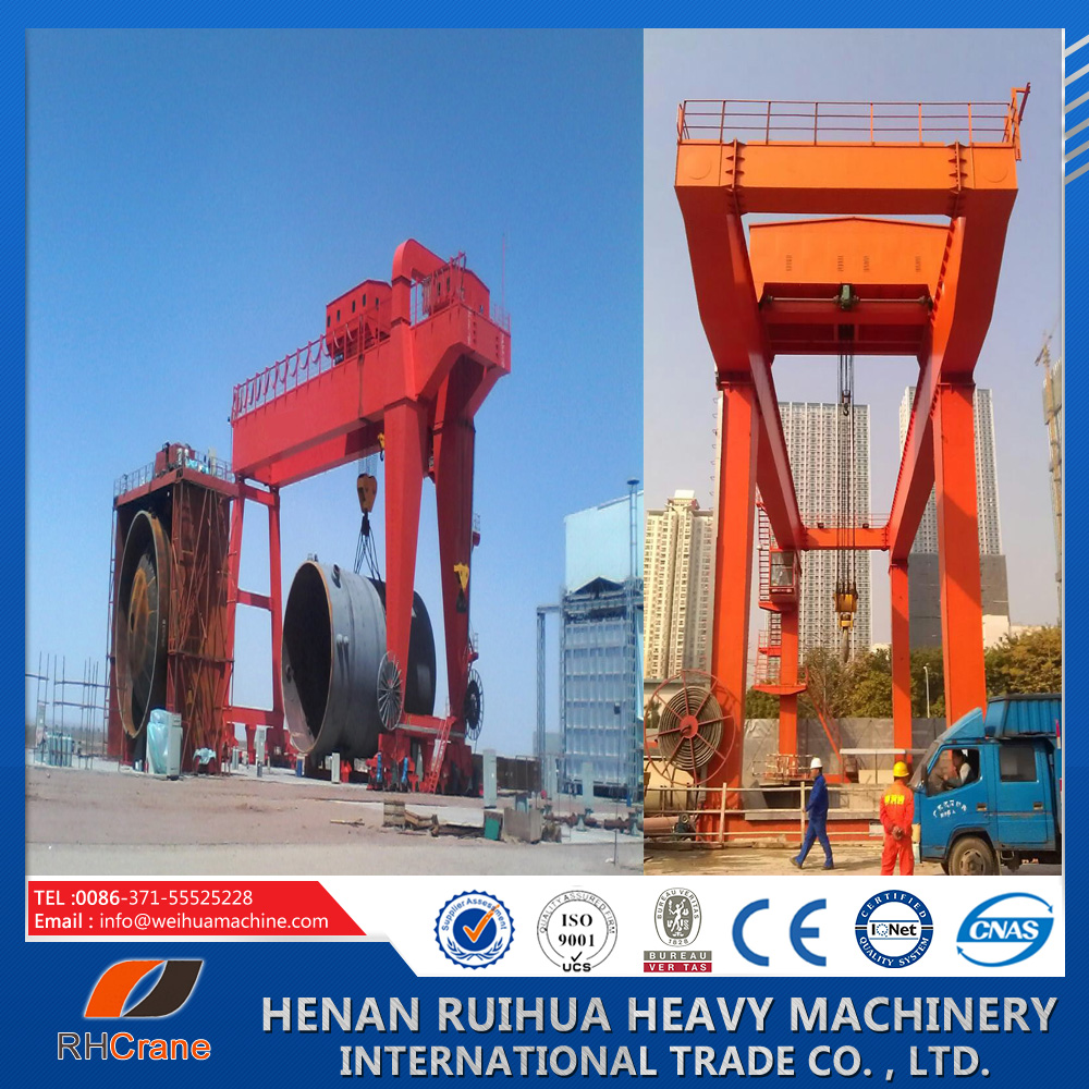 Chinese crane manufacture steel wire rope crane parts for overhead gantry crane