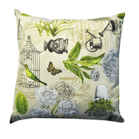 High Quality Garden Style Decorative Household Cushion Cover