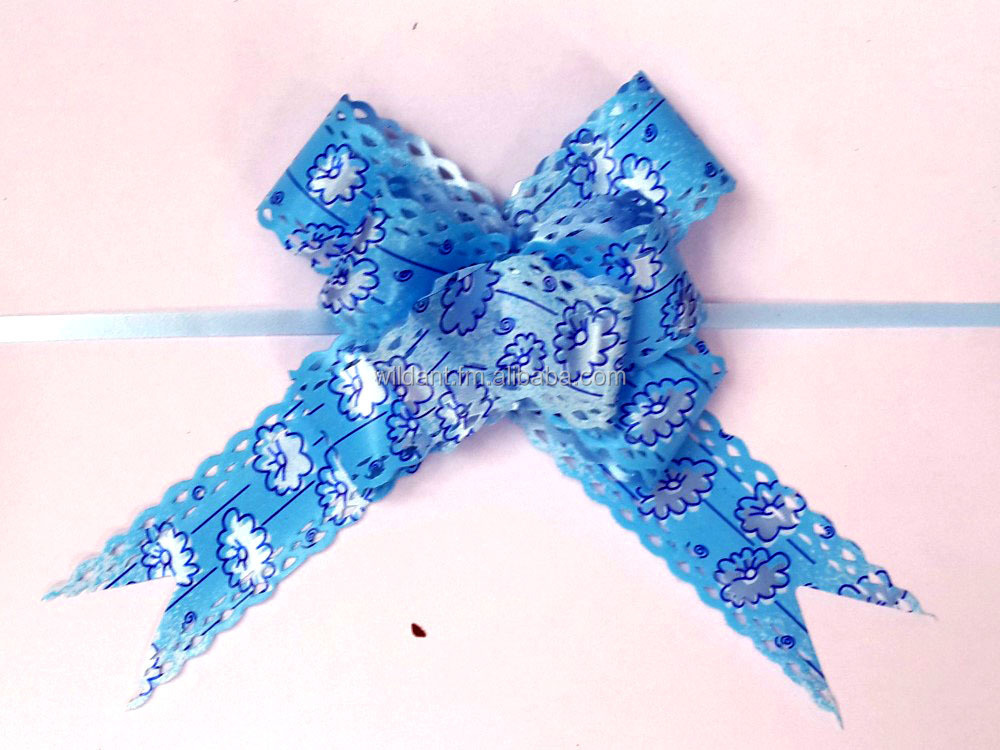 Pull Flower Ribbon