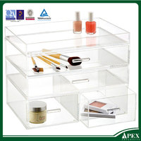 Acrylic Custom Printed Cosmetic Boxes Wholesale