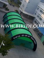 Inflatable Big Tent for Paintball