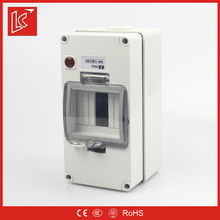 Low price FSCBN series popular distribution box IP66 1gang/2gang/3gang/4P/4gang/6gang/8gang surface mount enclosure