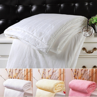 home textile all seasons silk bedding quilt wholesale china star hotel bed linen set and hotel quilt fabric