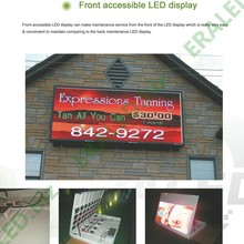 waterproof structure led displa