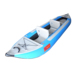 Blue Color White Water Inflatable Fishing Kayak 2 Person for Lake 420cm