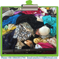 second hand export clothes ladies t shirts