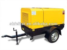 Diesel Driven Portable Air Compessor,Portable Compressor,Diesel Air Compressor
