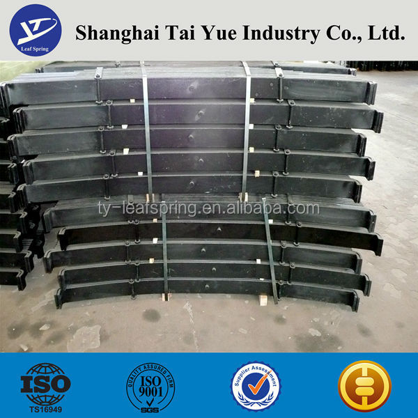Popualr China top 5 factory leaf spring