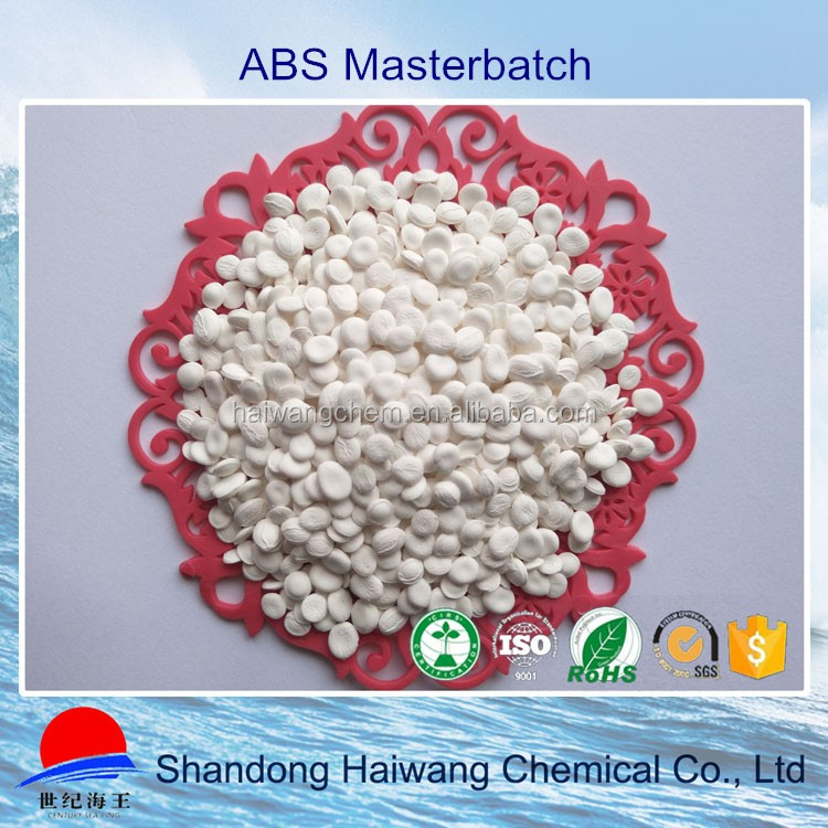 Haiwang Chinese manufacturer directly sale of flame retardant abs masterbatch