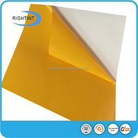Removable film self adhesive pvc sheet for wall stickers