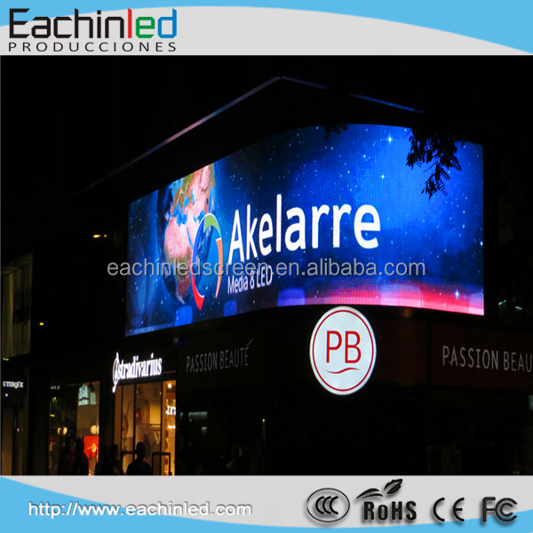 P10mm for airports, stock markets, banks, exhibitions LED screen panel