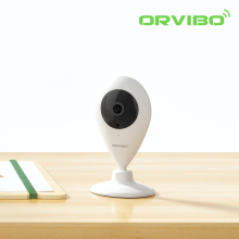 ORVIBO small night vision camera wifi IP Camera P2P ip camera with built-in PIR sensor