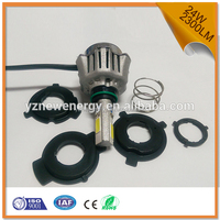 High and Low Beam led headlights for motorcycle
