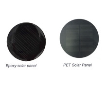 PET or Epoxy 3W 5W 6W 7W 10W Mini monocrystalline/ Polycrystalline Solar panel