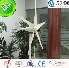 300w 12/24v wind turbine for charging battery low speed