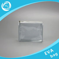 clear eva hand bag with string