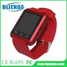 Bar Design and Black / White Display Color Smart Watch