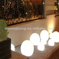 outside bright PVC inflatable ball decoration for event& party